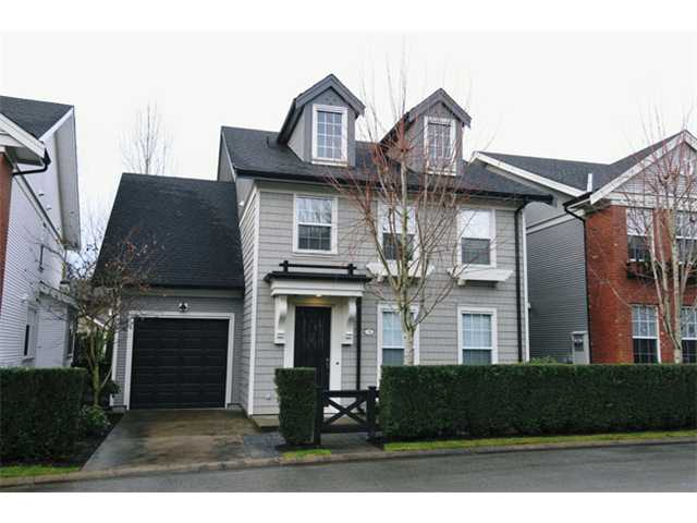 # 19 19490 FRASER WY - South Meadows Townhouse for sale, 4 Bedrooms (V1096281) #1