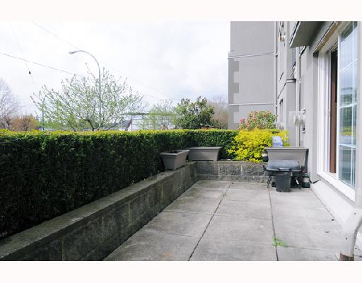 # 101 1669 GRANT AV - Glenwood PQ Apartment/Condo for sale, 1 Bedroom (V702603) #7