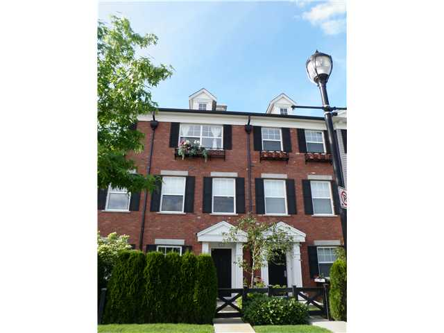 # 2 11060 BARNSTON VIEW RD - South Meadows Townhouse for sale, 3 Bedrooms (V834553) #1